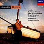 The World of Benjamin Britten (CD)