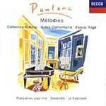 Poulenc: Mélodies (CD)