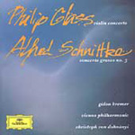 Glass/Schnittke: Orchestral Works (CD)