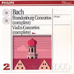 Bach: Orchestral Works (CD)