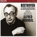 Beethoven: Piano Sonatas, etc (CD)
