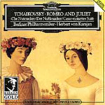 Tchaikovsky: Romeo and Juliet (CD)