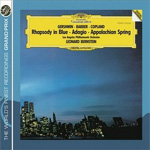 Gershwin: Rhapsody in Blue; Barber: Adagio; Copland: Appalachian Spring (CD)