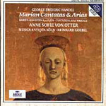 Handel: Marian Cantatas and Arias (CD)