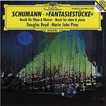 Schumann: Music for Oboe and Piano (CD)