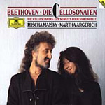 Beethoven: Cello Sonatas, etc (CD)