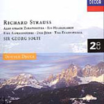 Produktbilde for R. Strauss: Tone Poems (CD)
