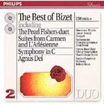 The Best of Bizet (CD)