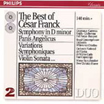 The Best of César Franck (CD)