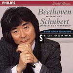 Beethoven/Schubert: Symphonies (CD)