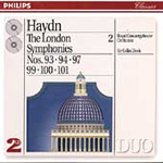 Haydn: London Symphonies, Vol. 2 (CD)