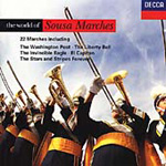 The World Of Sousa Marches (CD)