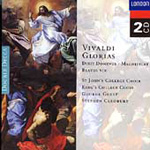 Vivaldi: Sacred Choral Works (CD)