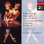 Stravinsky: Ballet Music (CD)