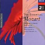 The Essential Mozart (CD)