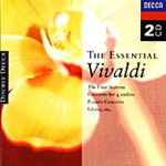 The Essential Vivaldi (CD)