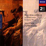 Rachmaninov: Preludes; Piano Sonata No 2 (CD)