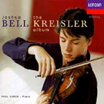 Joshua Bell: The Kreisler Album (CD)