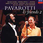 Pavarotti and Friends II (CD)