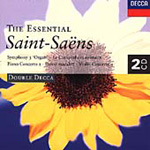 Essential Saint-Saëns (CD)