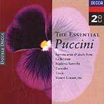 Essential Puccini (CD)