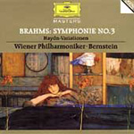Brahms: Symphony No 3; Haydn Variations (CD)