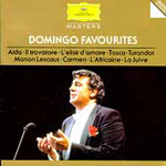Domingo Favourites (CD)