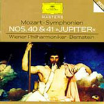 Mozart: Symphonies No. 40 & 41 (CD)