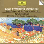 Lalo/Saint-Saëns: Orchestral Works (CD)