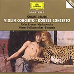 Brahms: Violin & Double Concertos (CD)
