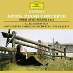 Grieg: Piano Concerto; Peer Gynt (CD)