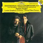 Shostakovich: Cello Concertos (CD)