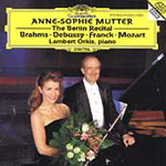 Mutter: The Berlin Recital (CD)