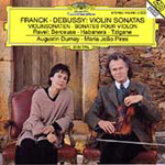 Franck/Debussy/Ravel: Violin Works (CD)
