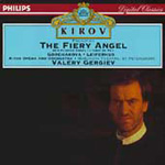 Prokofiev: The Fiery Angel (CD)