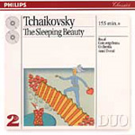 Tchaikovsky: The Sleeping Beauty (CD)