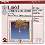 Handel: Wind Sonatas (CD)