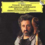 Vivaldi/Boccherini: Cello Concertos (CD)