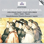 Gregorian Chant for Easter (CD)