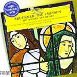 Bruckner: Masses Nos 1-3 (2CD)