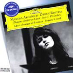 Martha Argerich: Début Recital (CD)