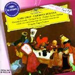 Produktbilde for Orff: Carmina Burana (CD)