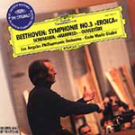 Beethoven: Eroica Symphony; Schumann: Manfred Overture (CD)