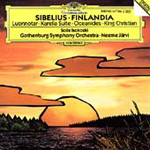 Sibelius: Orchestral and theatre music (CD)