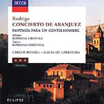 Spanish Orchestral Works (CD)