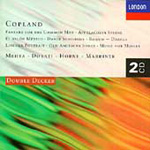 Copland: Vocal and Orchestral Works (CD)