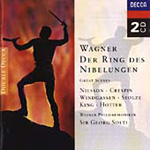 Wagner: Der Ring des Nibelungen (highlights) (CD)