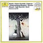 Haydn & Mozart: String Quartets (CD)