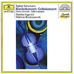 Schumann: Piano and Cello Concertos (CD)