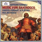 G.Gabrieli: Music for San Rocco (CD)